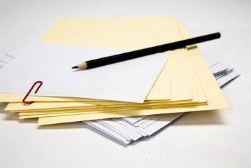 Visuel d'illustration avec enveloppes
