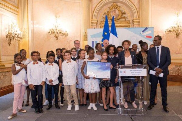 Classe lauréate de l'édition 2018 2019 - Ecole Cora Mayéko en Guadeloupe